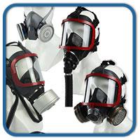 Maski  gazowe na twarz
